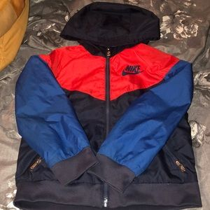Nike windbreaker for boys